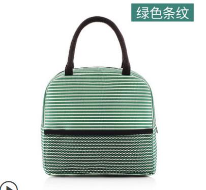 韩国饭盒袋保温手提包便当袋