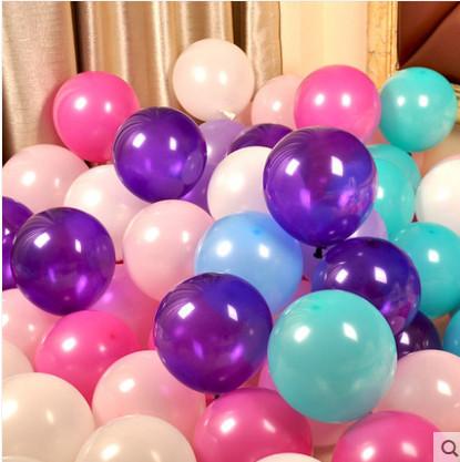 【玲珑鸟】婚宴活动气球50个+打气筒