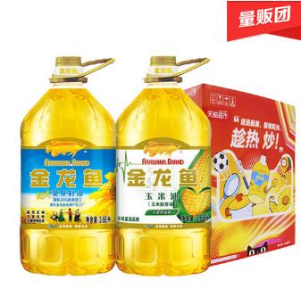 金龙鱼 健康100阳光葵花籽油,