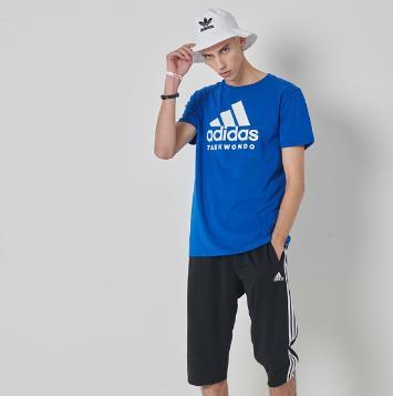 【苏宁618预告】 adidas 阿迪达斯 ADICTT 男款T恤 *2件88元(需用券)