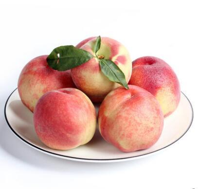 【4.8分】10斤装【现摘现发】新鲜脆甜水蜜桃箱装