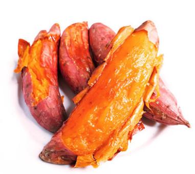 新券!【山时节旗舰店】地瓜沙地蜜薯 山东烟薯5斤