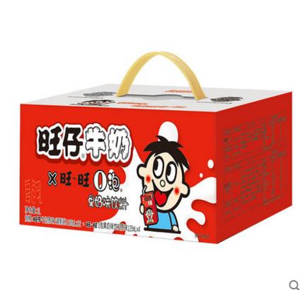 【猫超】旺仔牛奶O泡果奶(折5件)