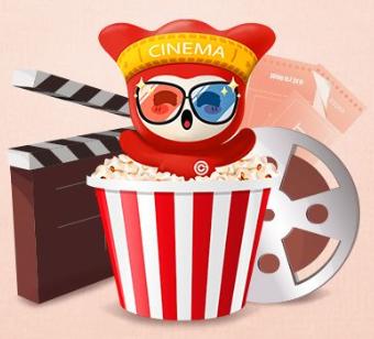 【广州银行】当周任意消费5笔下周五享受1元购猫眼电影票 /美团电影票
