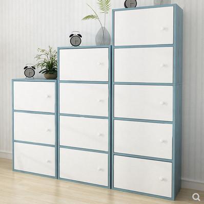 站长到货!靠墙柜!飘窗柜 储物柜 创意置物架组合小书柜(非实木)