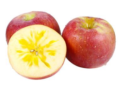 新鲜冰糖心红富士苹果带箱10斤