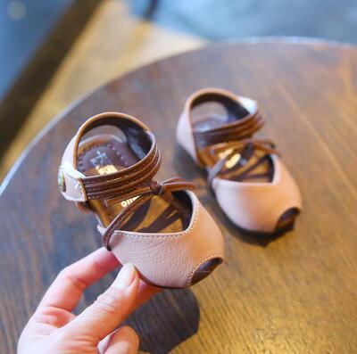 朵朵到货!【小步点童鞋】女宝宝鞋子0-1一2岁3公主小皮鞋