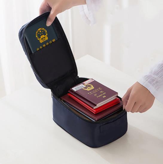【狄晟旗舰店】证件收纳包装饭盒袋